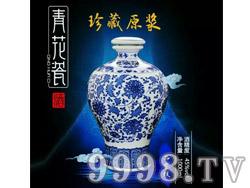 青花瓷珍藏原浆酒