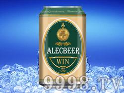 金沙滩艾力克啤酒300mL