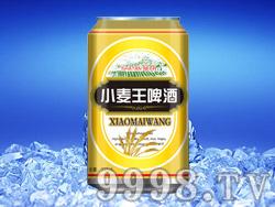 金沙滩小麦王啤酒330ml