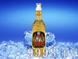 金沙滩原浆啤酒500ML