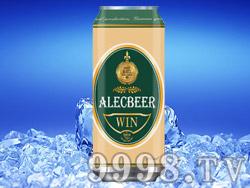 金沙滩艾力克啤酒500mL