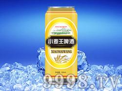 金沙滩小麦王500ml