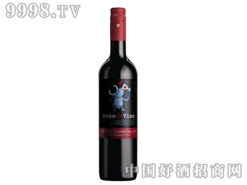 酒之吻老藤干红葡萄酒