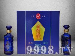 莫茅蓝色经典酒