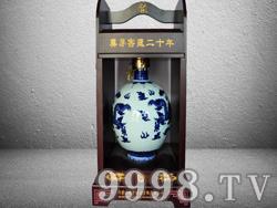 莫茅窖藏陈酿酒香型