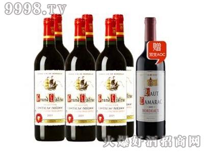 拉菲传奇干红葡萄酒