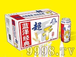 艾力士超干啤酒500ml