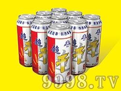 艾力士超干啤酒罐装500ml