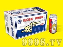 艾力士超干啤酒蓝色经典500ml