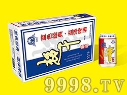 艾力士超干啤酒蓝箱