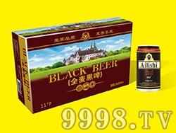 艾力士城堡黑啤酒金卡