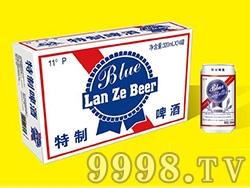 艾力士特制啤酒320ml