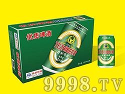 艾力士优质啤酒