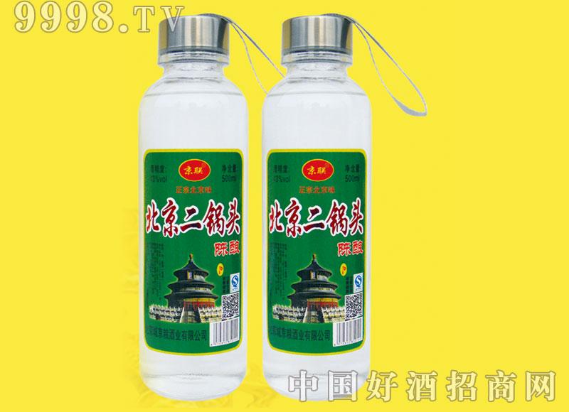 北京二锅头酒陈酿酒43度