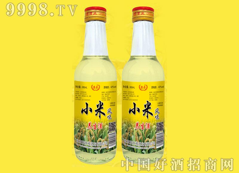 小米养生酒42度260ml