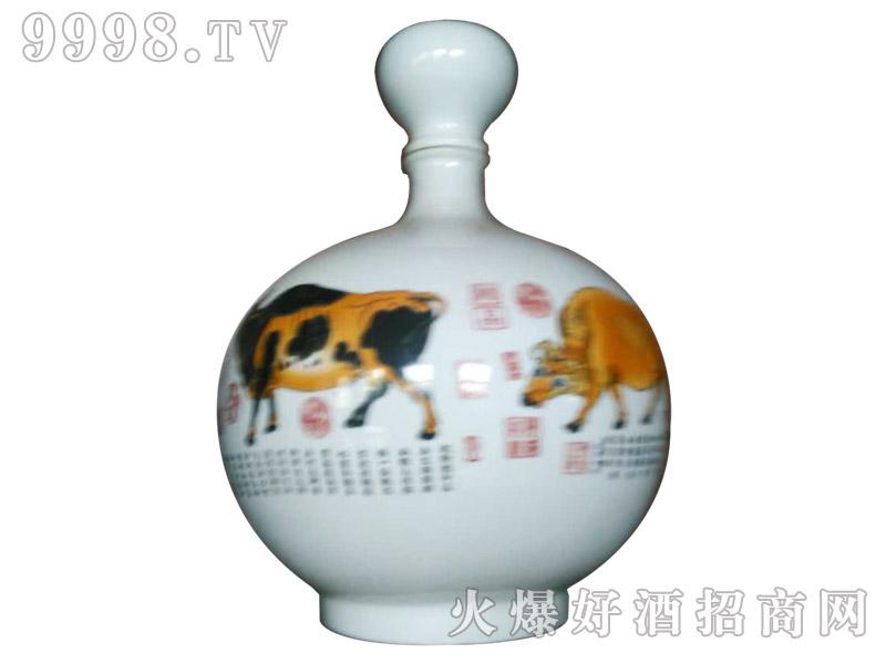 老白干酒五牛图(坛)
