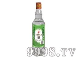600ml简装38°台湾高粱酒