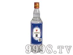 600ml简装42°台湾高粱酒
