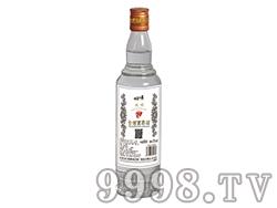 600ml简装53°台湾高粱酒