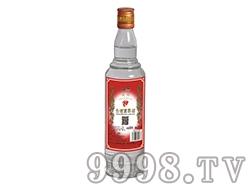 600ml简装58°台湾高粱酒