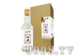 500ml53°珍藏台湾高粱酒