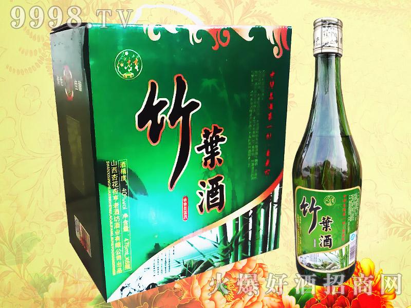 杏花村保健酒杏亨竹叶青酒