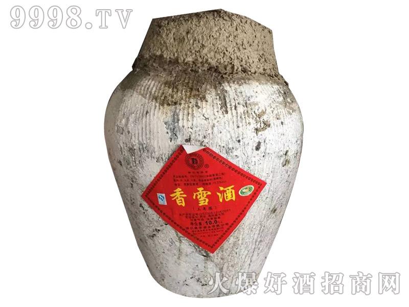 练市香雪酒10L(泥头)