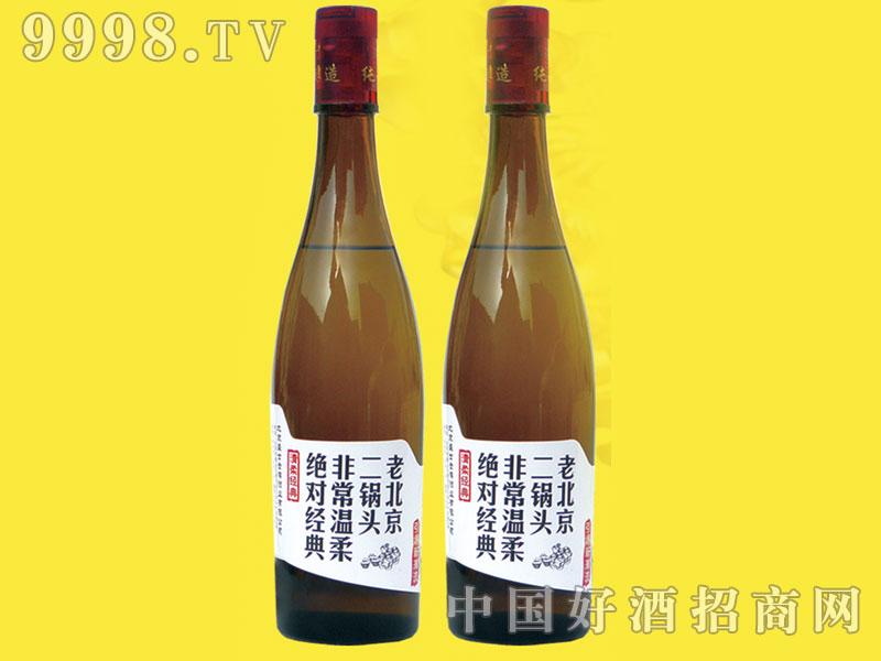 老北京二锅头棕瓶42度