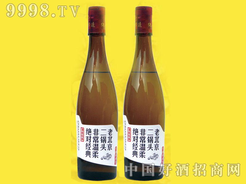 老北京二锅头棕瓶42度248ml