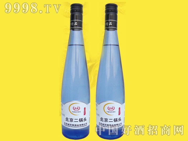北京二锅头42度蓝瓶