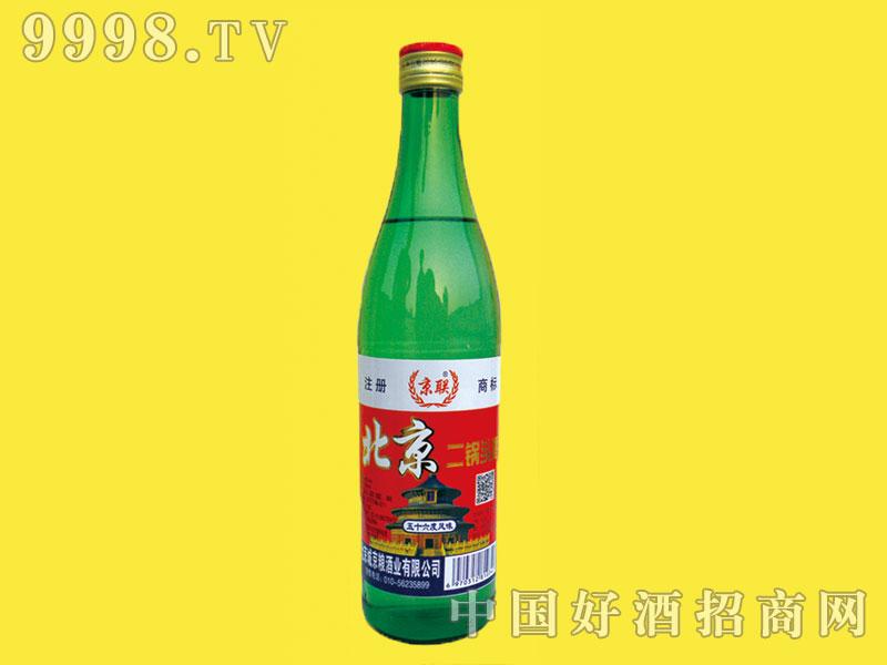 北京二锅头酒陈酿酒42度清香型