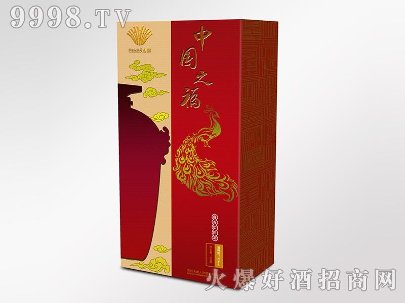 定制酒・中国之福500ml