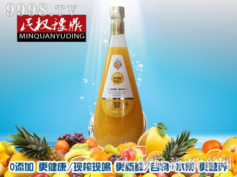 甘思雨露芒果汁1.5L