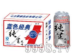 纯生风味啤酒(500ml)
