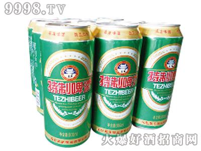 慕康特制啤酒(500ml)塑包