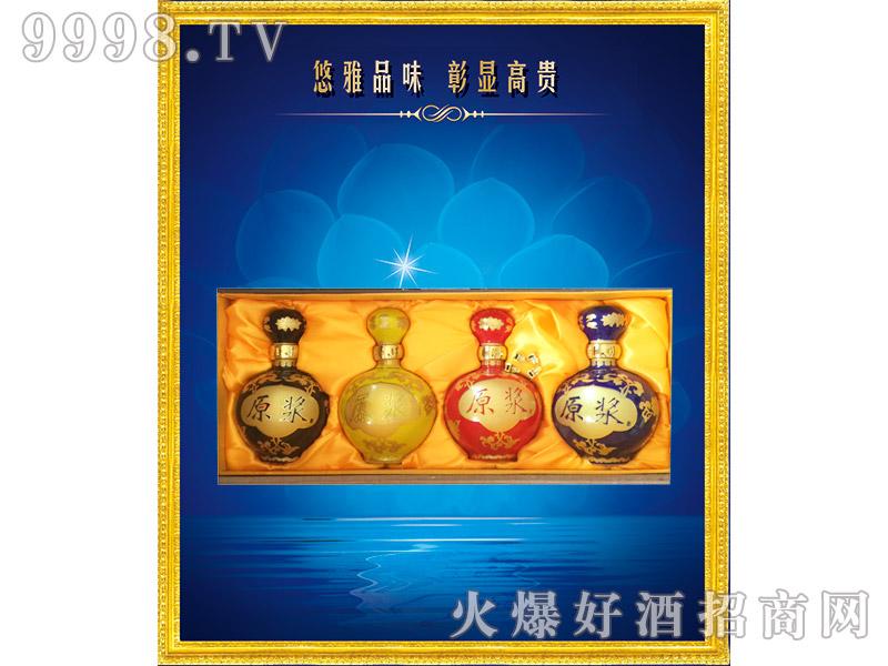 宗河春原浆酒礼盒