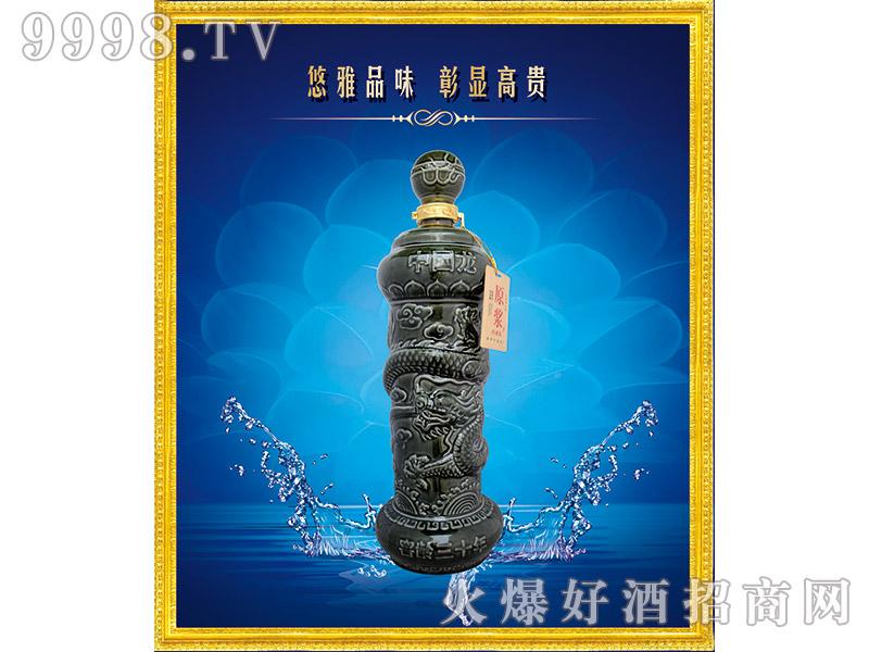 宗河春原浆酒中国龙