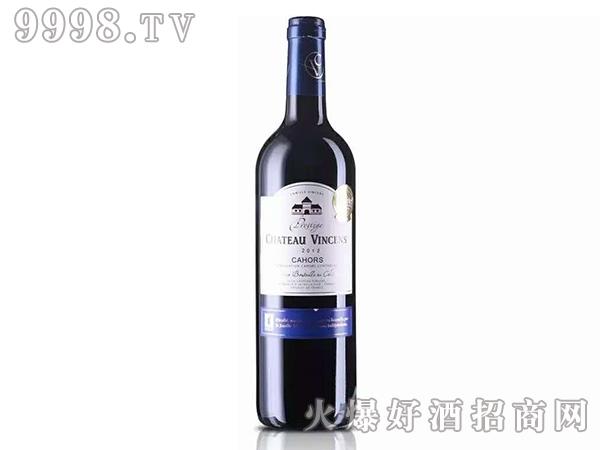 文森斯城堡2012干红葡萄酒