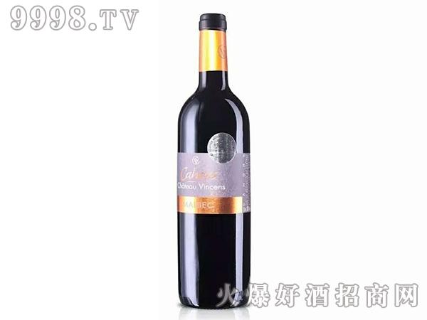 文森斯城堡马尔贝克干红葡萄酒
