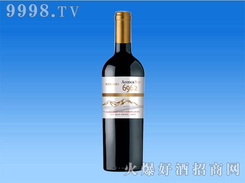 阿空加瓜山珍藏集赤霞珠干红葡萄酒