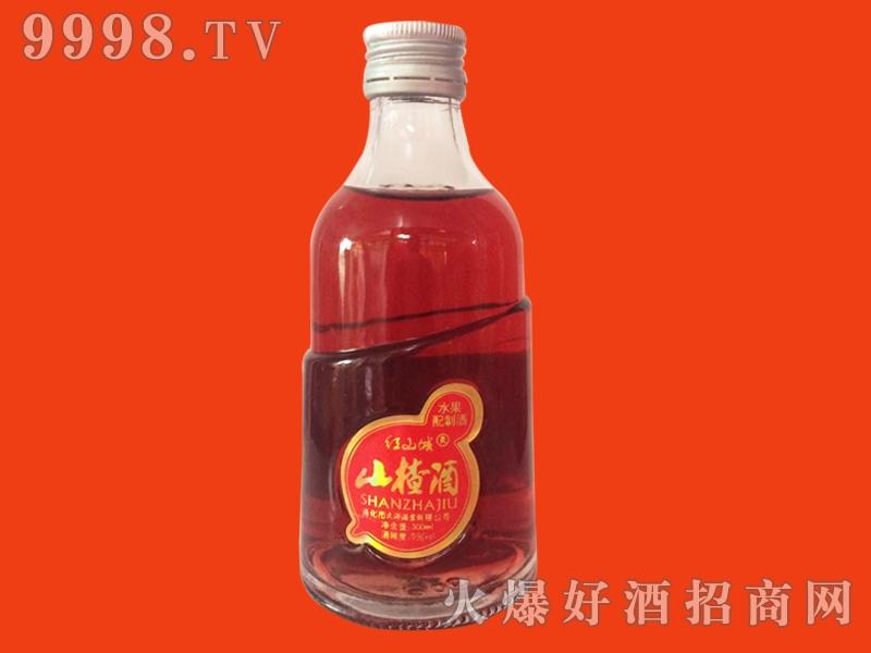 江山城山楂酒300ml