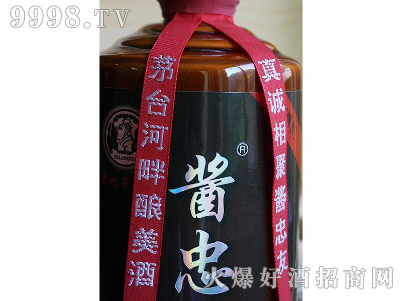 酱忠友1997酒(瓶身)