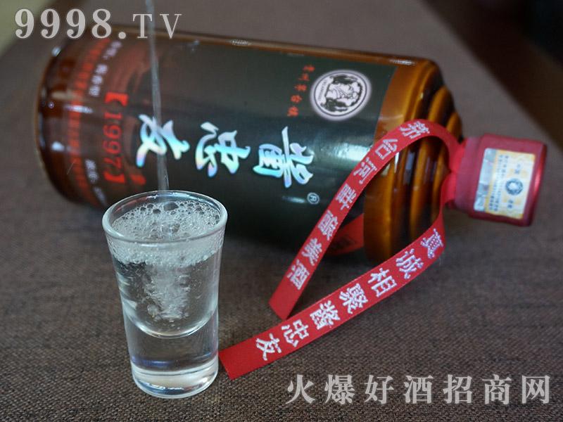酱忠友1997酒(鉴赏)