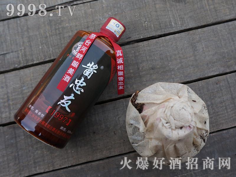 酱忠友1997酒(包装)