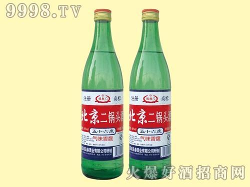北京二锅头酒500ml绿瓶装