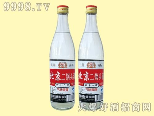 北京二锅头酒500ml白瓶