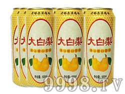 达利园大白梨碳酸饮料罐装