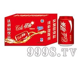 达利园可口可乐饮料