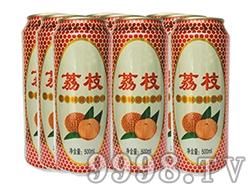 达利园荔枝味碳酸饮料