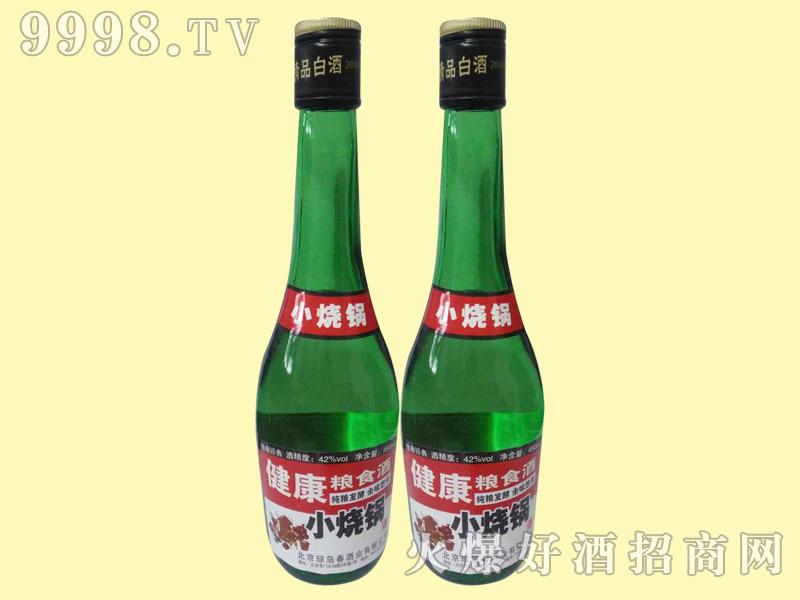 健康粮食酒小烧锅460ml